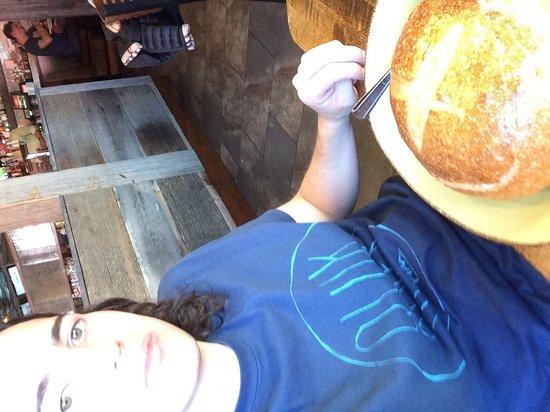Lou's Pier 47 Restaurant : My soup