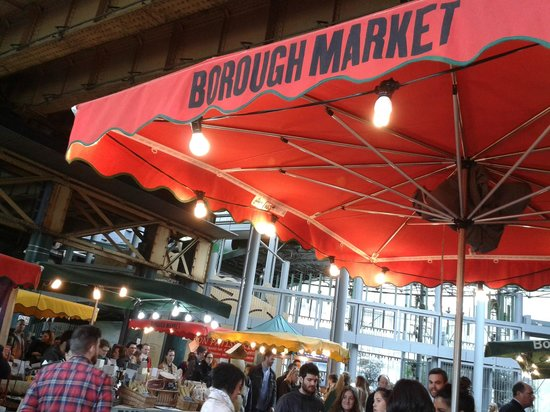 Borough Market: Puesto del market
