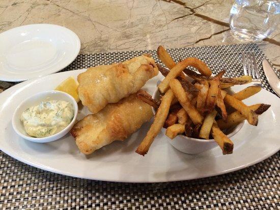 Treadwell: Fish & Chips