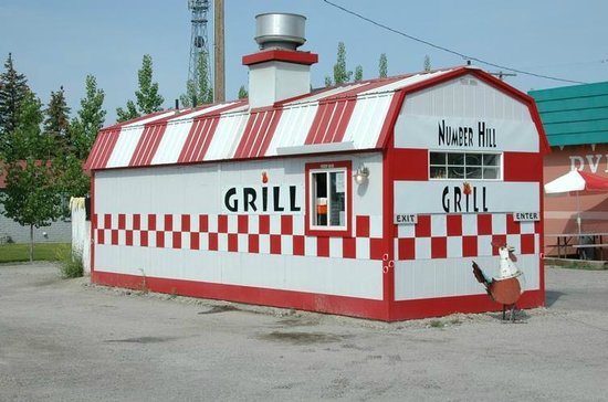 Number Hill Grill