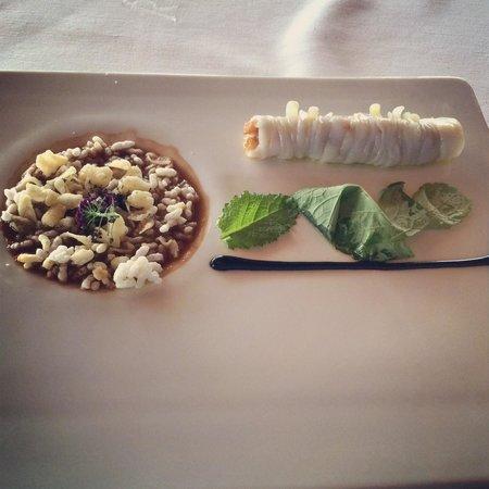 Restaurante Akelare: Sepia
