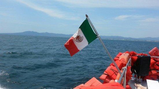 Marietas Islands : Viva Mexico!