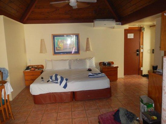 The Rarotongan Beach Resort & Spa : Beachside Suite room