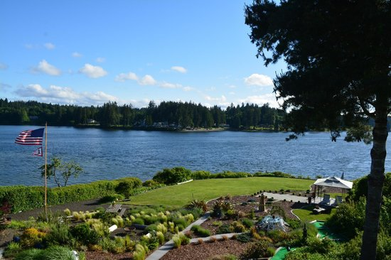 A Lighthouse on Hammersley Bed and Breakfast: Room view