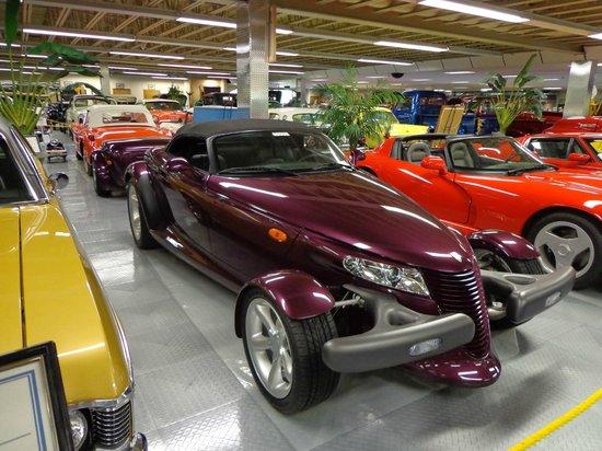 Tallahassee Antique Car Museum: Museu de Carros de Tallahassee