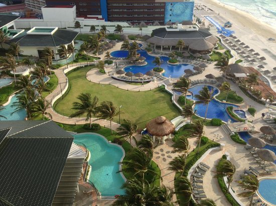 JW Marriott Cancun Resort & Spa: vista de la habitacion premium