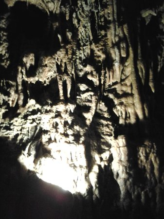 Crystal Cave: Formations