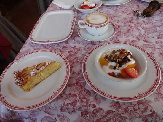 Hotel le Volpaie - café da manhã