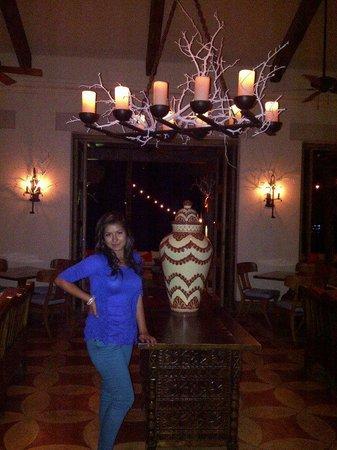 Hacienda Cocina y Cantina : ella