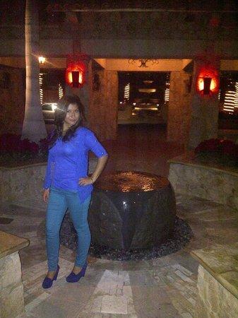 Hacienda Cocina y Cantina : lobby