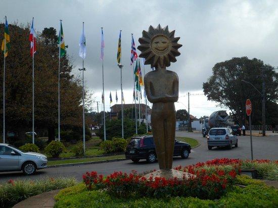 Rotula das Bandeiras: O Kikito