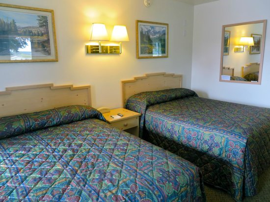 Mesa Verde Motel : pet friendly room