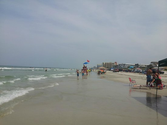 New Smyrna Town Beach: New Smryna beach