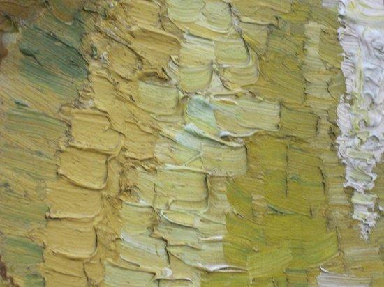 Neue Pinakothek: van gogh