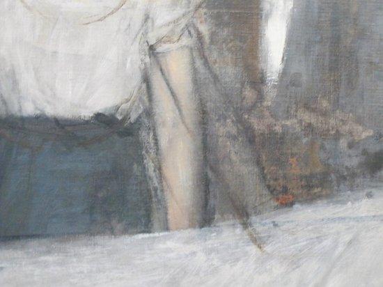 New Pinakothek : pentimento