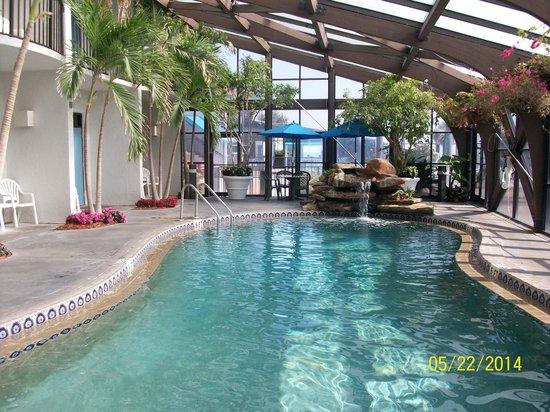 Sun Viking Lodge Indoor Pool
