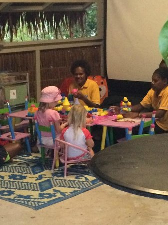 Aquana Beach Resort: Kids Area - With the Nannies