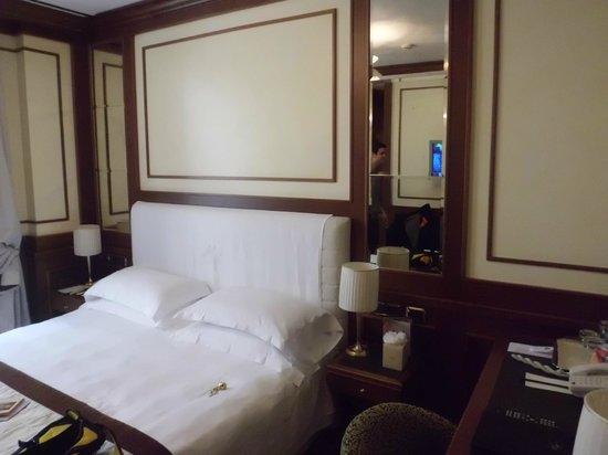 Hotel Manzoni: Room