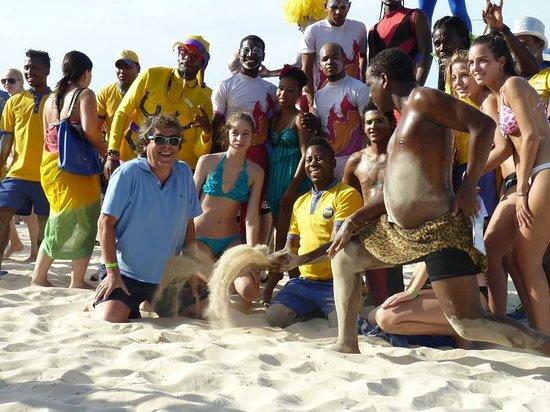 Iberostar Dominicana Hotel: shows y actividades de día