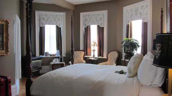 The Breadalbane Inn: Cadinal Suite