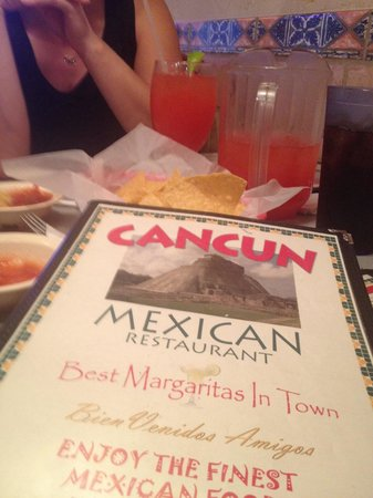 Cancun Mexican Restaurant I40: Best Margie's