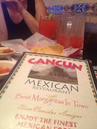 Cancun Mexican Restaurant I40 : Best Margie's