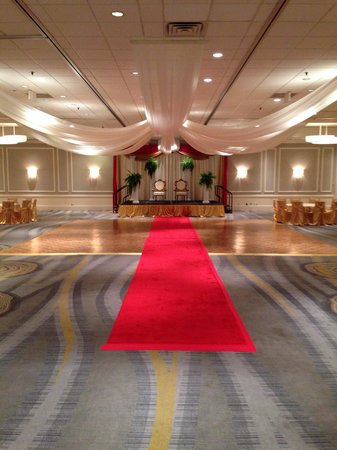 Hilton Albany : Wedding at the Hilton