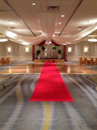 Hilton Albany: Wedding at the Hilton