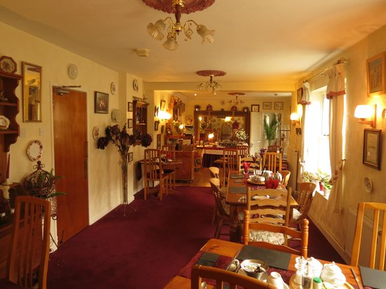 The Guest House: Breakfast room