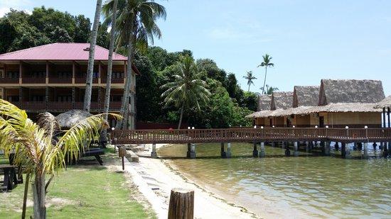 Bintan Spa Villa Beach Resort: The resort