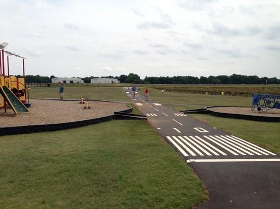 Runway Park at GMU: Runways 10 & 28!