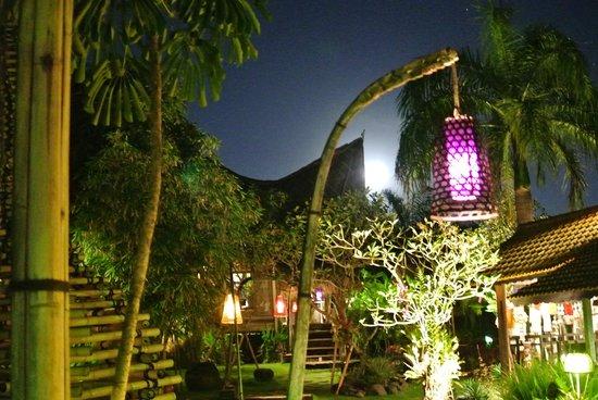 Desa Seni, A Village Resort: grounds near entrance