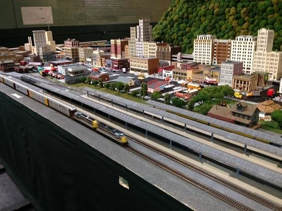 A Great Little Find - Review of Miniature World of Trains