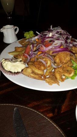 Restaurante Mar y Tierra Peruano