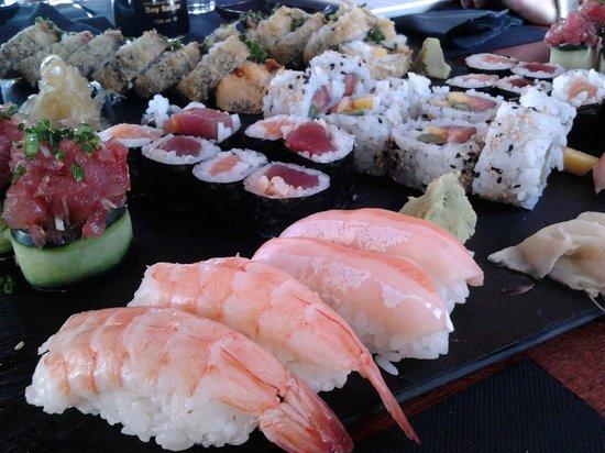 Sushi Fish: SushiMix