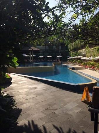 The Breezes Bali Resort & Spa : main pool
