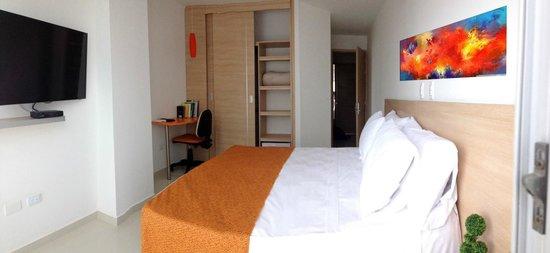 Hotel Cabrero Mar: Habitación estándar / Standard Room