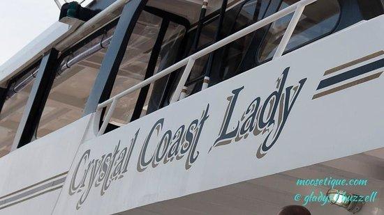 Crystal Coast Lady Cruises : Crystal Coast Lady