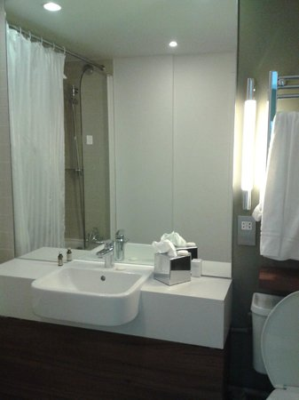Citadines Holborn-Covent Garden London: Baño