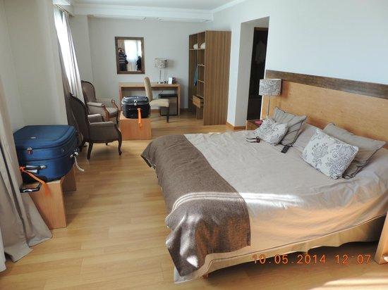 Hotel Tres Reyes: quarto