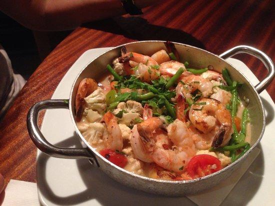 Boston Fish & Grill : Recommend