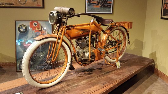 National Motorcycle Museum: Riding in style