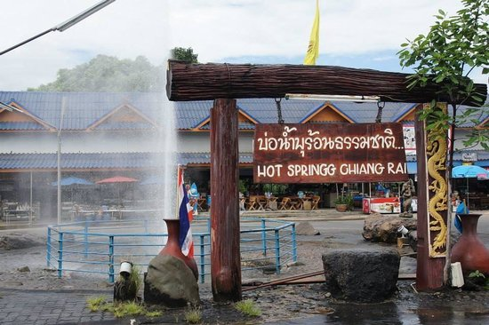 Pha Soet Hot Spring: Hot spring