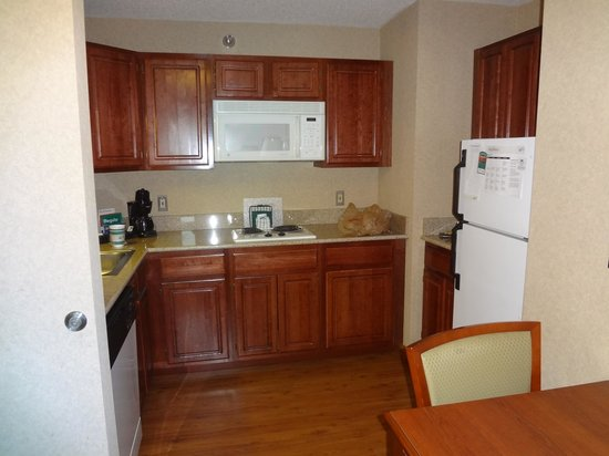 Homewood Suites by Hilton Chicago-Downtown: cozinha