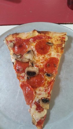 Home Slice Pizza: Our favorite pepperoni ��