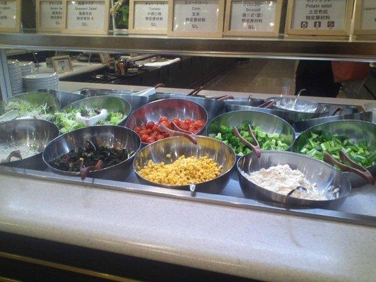 Buffet Restaurant Kochel: サラダバー