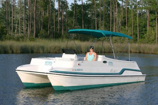 Orange Beach Boat Rentals