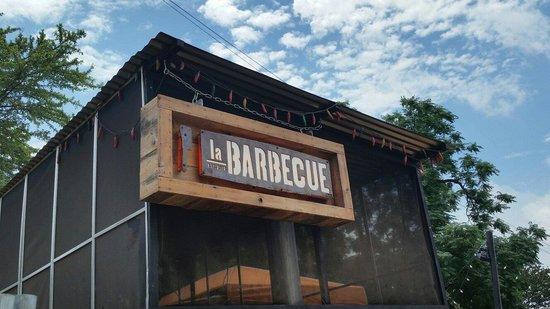 La Barbecue: Great place
