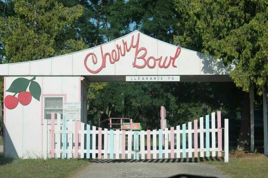 Cherry Bowl Drive-In Theatre