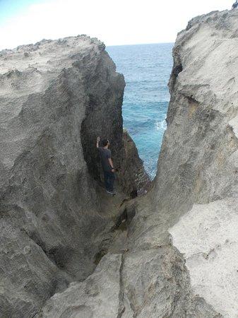La Cueva del Indio: alrededor de la cueva